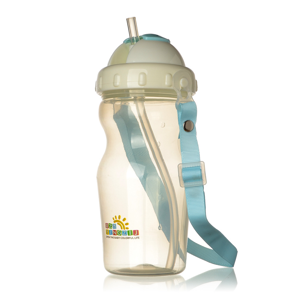 Baby Products 360ml With Rope PP Cup Infant Sippy Cup