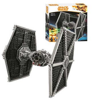 Bloco de construção star wars, 10900, bloco de construção de star wars, 550 peças, tijolos de brinquedo compatível com lepines 75122