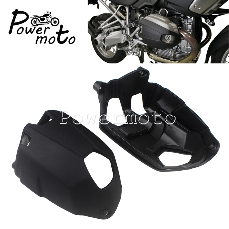 For <font><b>BMW</b></font> R NINE T 2014-2018 Scrambler Pure R9T <font><b>Cylinder</b></font> <font><b>Head</b></font> Guards Valve Covers Protector for <font><b>BMW</b></font> <font><b>R1200GS</b></font> 2010-2012 Water Cooled image