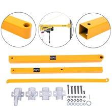 Honhill поворотный рычаг кронштейн для электрического кабеля двигателя лебедки лебедка 180 градусов максимальная нагрузка 600 кг