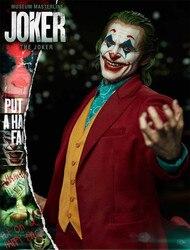 Joaquin Phoenix Joker 2019 подвижная шарнирная фигурка Бэтмена из ПВХ Коллекционная модель игрушки