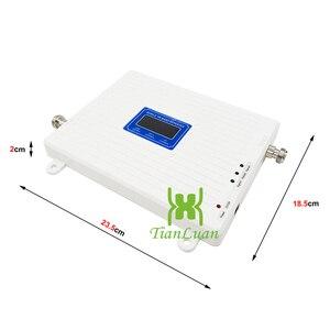 Image 3 - Трехдиапазонный усилитель сигнала 2G 3G 4G GSM 900 WCDMA 2100 LTE 2600