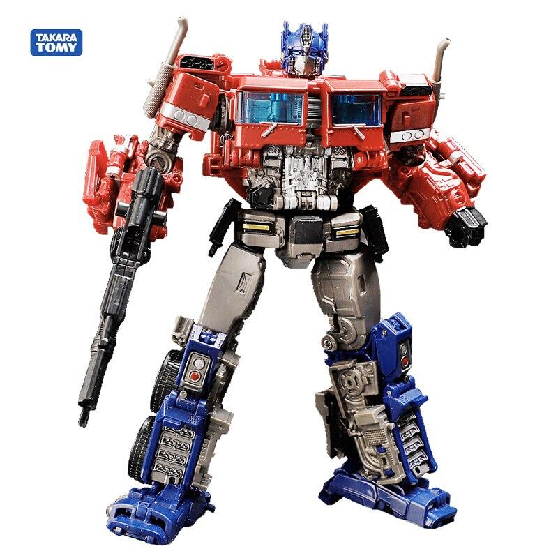 Экшн-фигурки Трансформеры Optimus Prime, игрушки SS38 OP Sai Star Commander, грузовик, Трансформеры из аниме-фильма, модель-трансформер