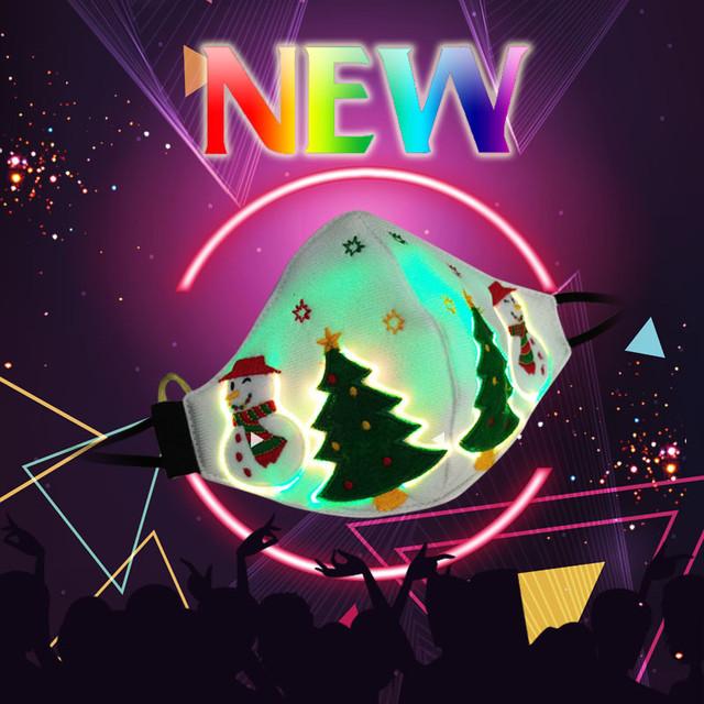 New Christmas Led Flashing Luminous