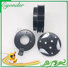 AC A/C Air Conditioning Compressor Magnetic Clutch Pulley for Chevrolet CAPTIVA C100 C140 2.4 4803455 4813544 96629606 96861885