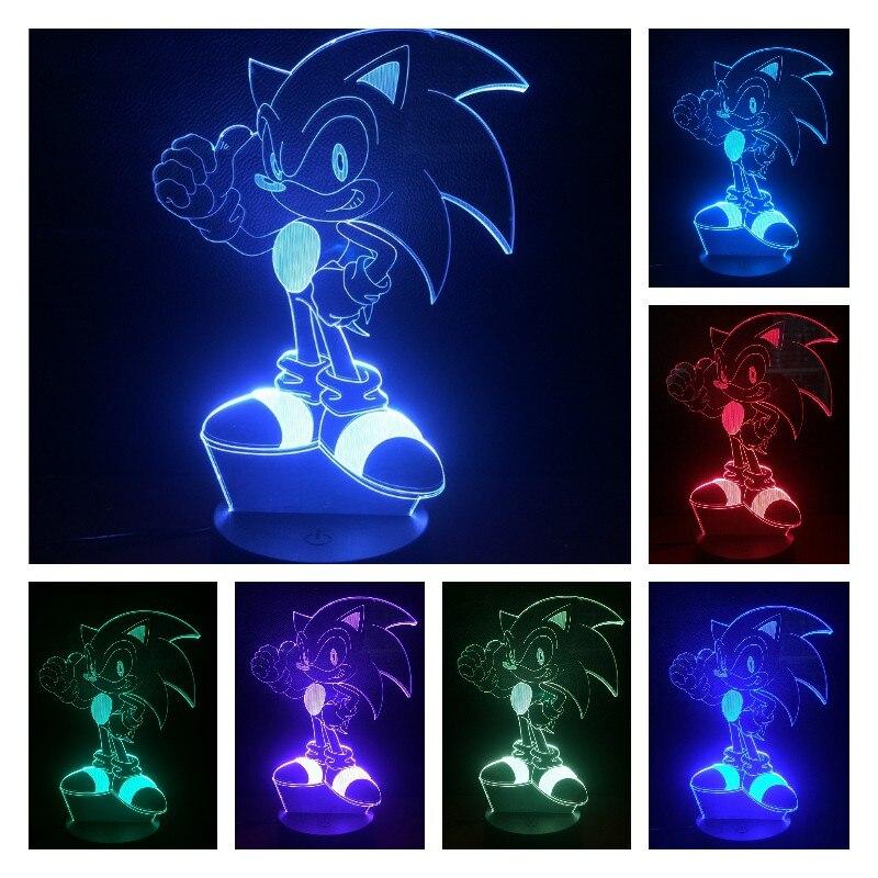 Nighdn 3d лампа создавать ночной Светильник прикроватный светильник s дети праздник настольная лампа подарки для детей вечерние украшения ламп...