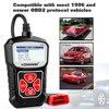 KONNWEI KW310 OBD2 Scanner Professional Automotive Code Reader Full OBD2 Scanner Multi-languages Auto Diagnostic Scan Tool promo
