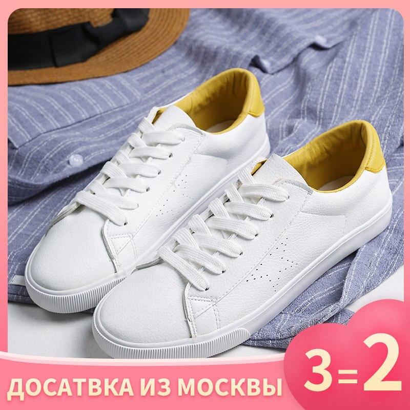 Gogc 2019 sapatos macios brancos das sapatilhas das senhoras sapatos casuais das mulheres primavera verão respirável buraco de couro sapatos femininos plana g786