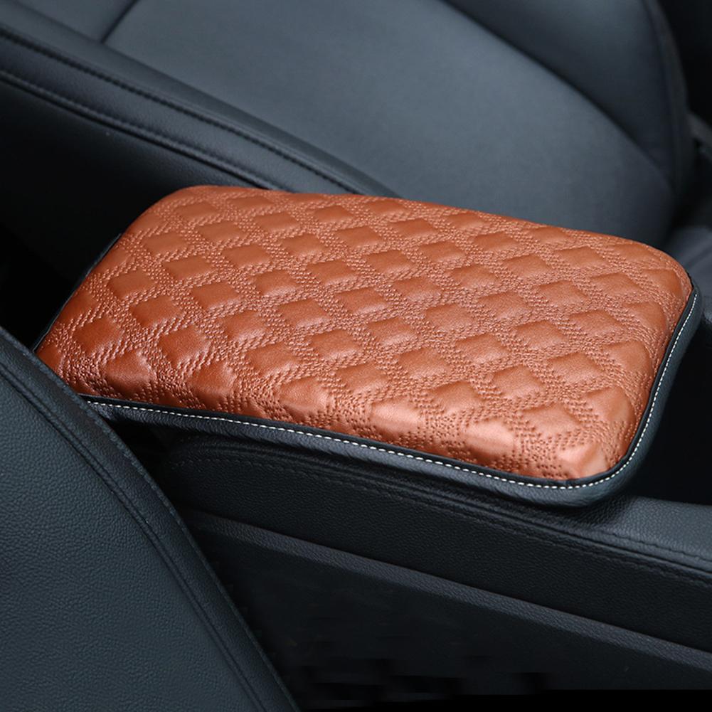 Gooogo 2Pcs Leather Carbon Fiber Leather Sport Car Seat M Power Neck Rest Pillow Foam Headrest Travel Cushion Travel Sleeping Cushion for BM