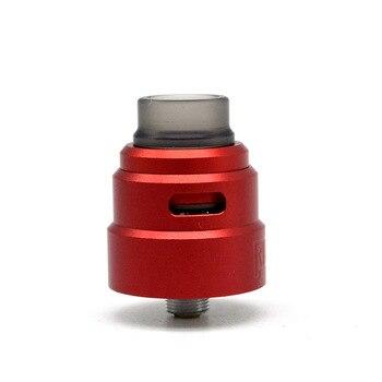 цена на YFTK Reload S RDA Vaporizer 24MM Atomizer Tank Adjustable Airflow Dual Coils RDA for e-Cigarette Mod vs HAKU VENNA V2 LA Dripper