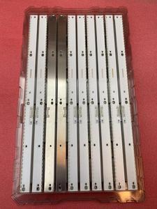 Image 1 - 5set=10pcs LED backlight strip for Samsung UE49KU6500 UE49MU6450 UE49MU6500 BN96 39673A 39674A BN96 39671A 39672A 39882A 39880A