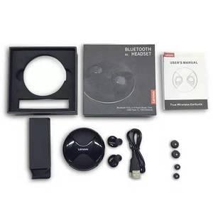 Image 5 - Lenovo Headset True wireless Earphone R1 Bluetooth 5.0 Sports Headphone HIFI Sound Quality Stereo IPX5 Waterproof Touch Control