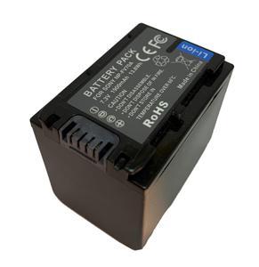 7XINbox Battery For Sony Digital Video Camera Akku NP-FV70A 7.4v 3410mah