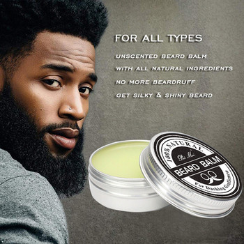 Gentlemen Beard Balm Conditioner and Hair Softener
