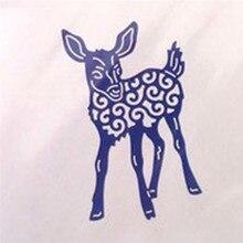 Buy YaMinSanNiO Deer Cutting Dies Scrapbooking Metal Animals Die Cuts for Card Making DIY Embossing New 2019 Crafts Dies directly from merchant!