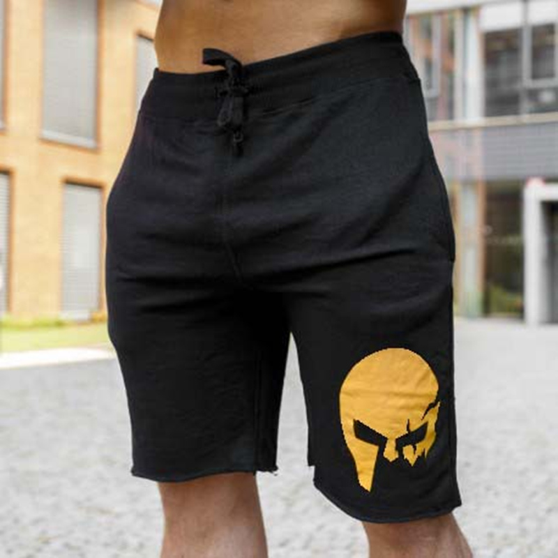 Han Edition Men Leisure Sports Big Size  5 Cent Sweatpants Summer High Quality Loose Breathable Shorts Jogger Brand Pants