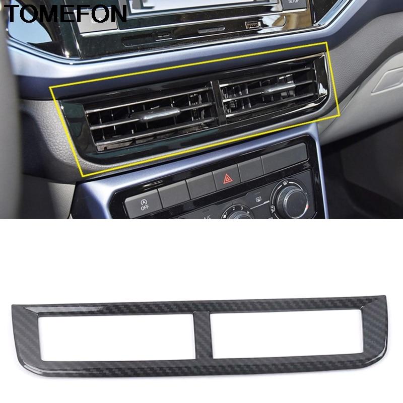 Black titanium Dashboard Decorative Frame Trim For Nissan Teana Altima 2013-2018