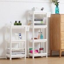 Кухонная, гостиная, пластиковая, многослойная стойка для хранения, ванная комната, принадлежности для мелочей, напольная отделочная стойка-органайзер mx7101553