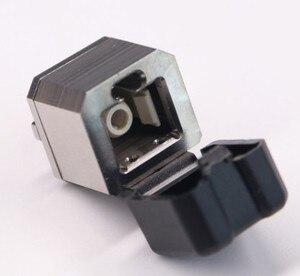 Image 5 - Orijinal EXFO OTDR EUI 91 SC konektörü FC adaptörü AXS 100 FTB 100 FTB 150 MAX 710 test cihazı optik port flanş bağlantı adaptörü