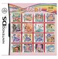 Картридж для видеоигр 486 в 1 для Nintendo NDS NDSL NDSi 3DS 2DS, игры для девочек