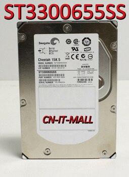 "Seagate ST3300655SS 300GB 15000RPM SCSI 3.5"" Internal Hard Drive"