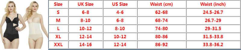 Vrouwen Taille Trainer Latex Cincher Girdles Shapewear Afslanken Riem Body Shaper Fitness Corset Schede Plus Size XXL