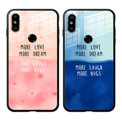 На Алиэкспресс купить стекло для смартфона phone case for vivo s1 pro iqoo neo z3i z1 nex cases fashion contrast color tempered glass hard cover vivo nex s u1 z5x casing