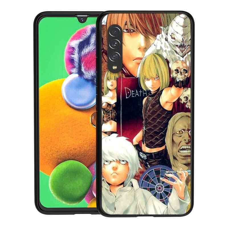 Death Note Ryuk kira tarzı Samsung Galaxy A90 5G A80 A70S A70 A60 A50S A40 A30 A20E A20 a20S A10S A10 telefon kılıfı