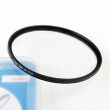 אטון Ultra Slim 77mm UV מסנן עבור ניקון AF S 24 70mm 70 200mm f/ 2.8G ED VR II