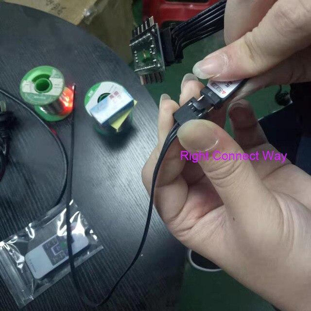 Empêcher la distorsion Support de carte graphique symbole de foi Support acrylique Support GPU blanc, rouge, vert, bleu, couleur rvb livraison directe