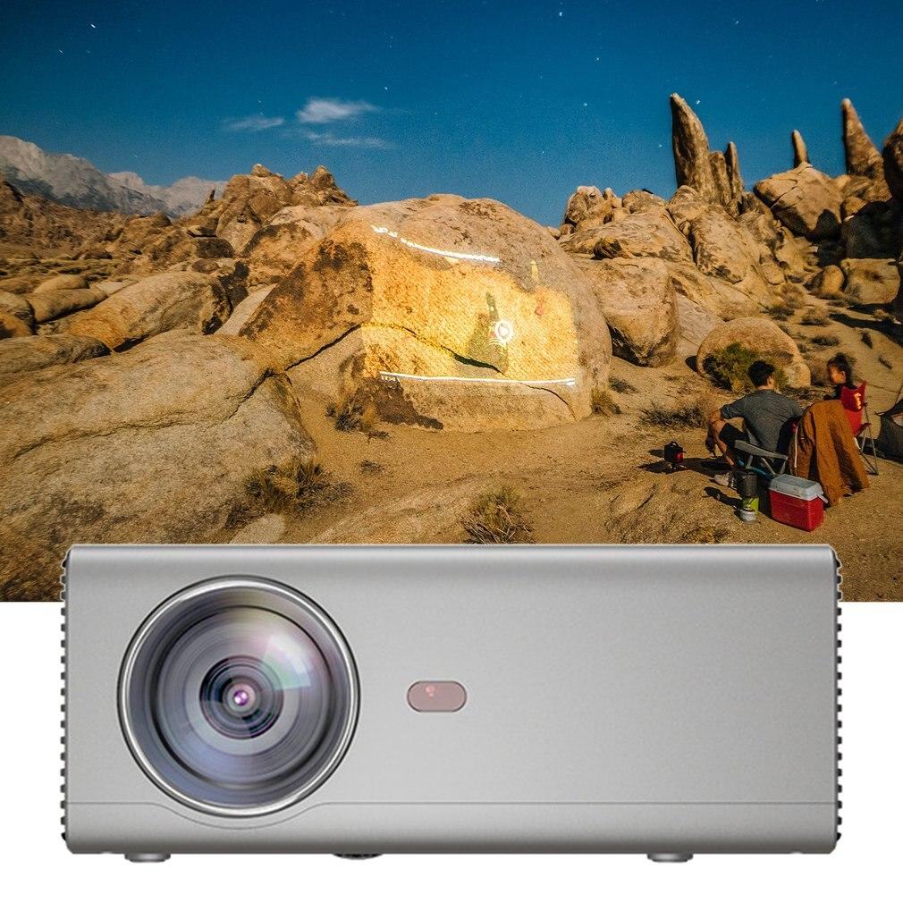 Rd825 projecteur Portable téléphone Portable même écran version projecteur LED prend en charge Hd 1080P projecteur pas de wifi