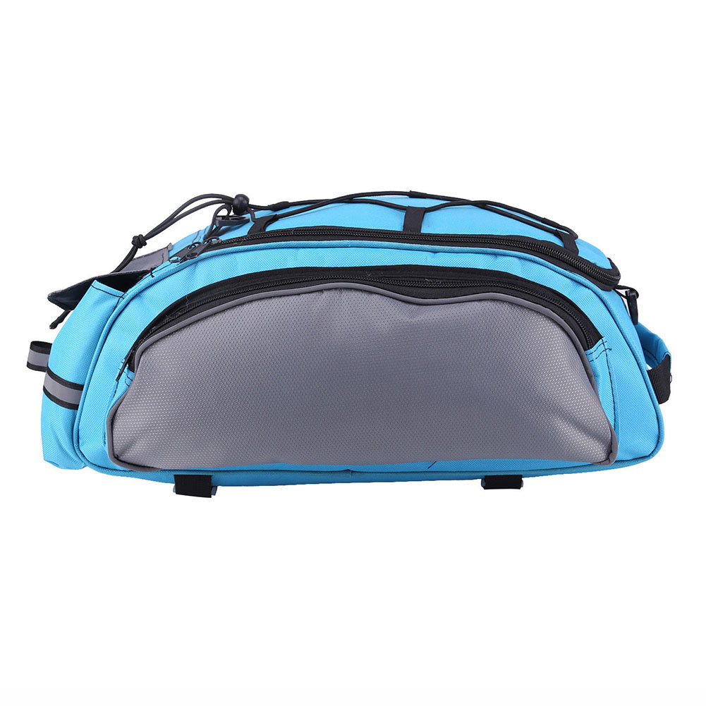 Pannier Outdoor Storage Saddle Cycling <font><b>Bike</b></font> <font><b>Carrier</b></font> <font><b>Bag</b></font> Rack Pack Large Capacity image