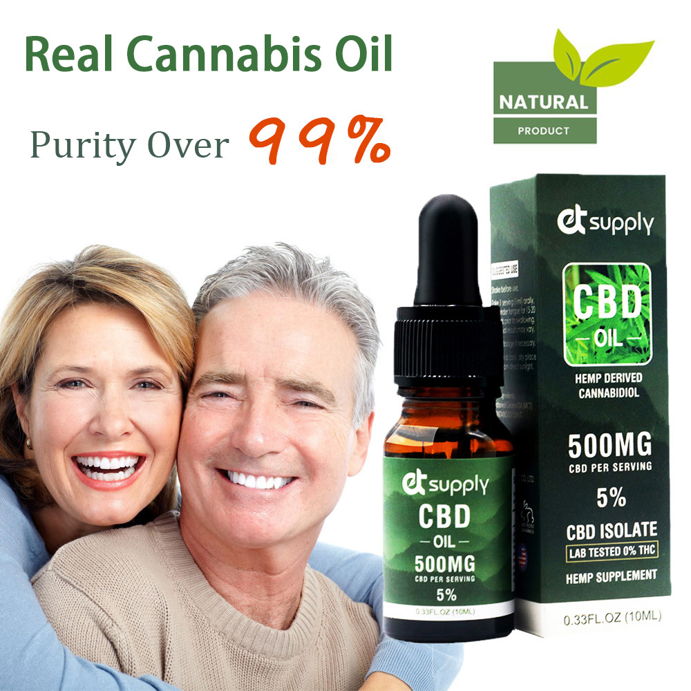 10ML Full  Spectrum 5%\10%\20%\30% Content CBD OIL Over 99% Purity Hemp Extract Drop For Anti-anxiety Cure Insomnia Relief Pain