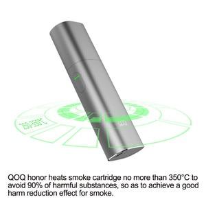 Image 4 - QOQ honor plus высокий стиль Отопление не сжечь vape до 20 + непрерывная Совместимость с палкой вейп комплект электронной сигареты