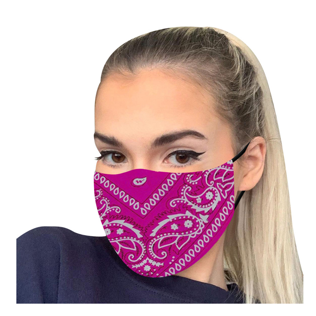 Women Men Outdoor Sports Bandana Scarf Headwear Face Mask Riding Camping Cycling Headscarf Tube Wristband Headband Cool 6