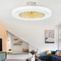 Modern Ceiling Fan Light With Remote Control For Living room Bedroom Kitchen led ceiling fan modern ceiling fans lighting