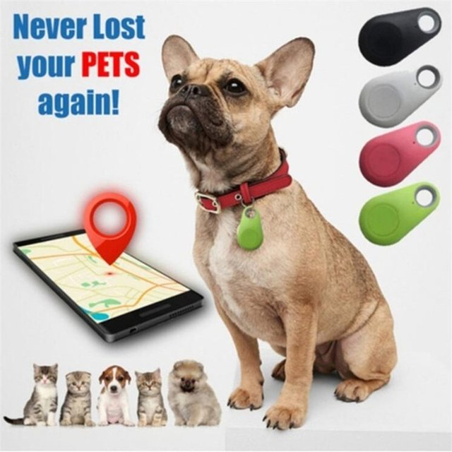 New Smart Wireless 4.0 Key Anti Lost Finder Tracker Car Alarm GPS Locator Wireless Positioning Wallet Pet Key Auto Accessories 4