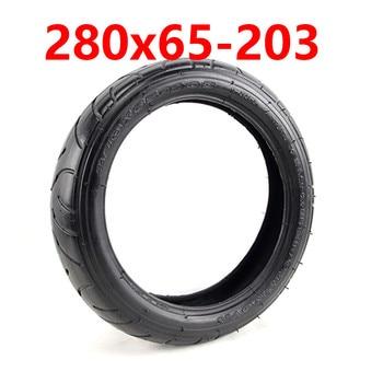 Accesorios de cochecito de bebé 280x65-203, neumático exterior de tubo interno para cochecito de bebé, neumáticos originales engrosados INNOVA