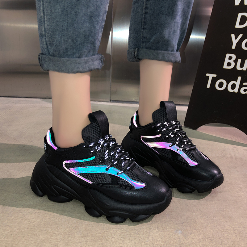 Women Shoes Casual Ladies Shoes Chunky Sneakers Luxury Shoes For Women Designer Basket Femme Scarpe Donna Tenis Chaussures Femme