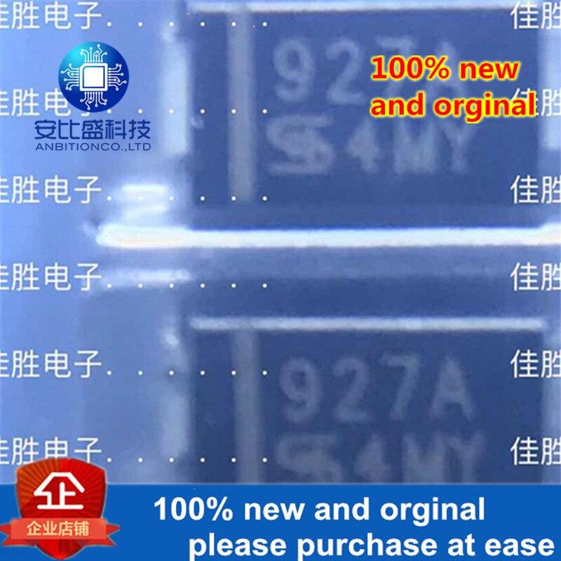 50pcs 100% New And Orginal 1SMA5927A 1.5W12V Voltage Regulator Diode DO214AC Silk-screen 927A In Stock