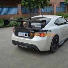 Автомобильный Стайлинг g Стиль углеродного волокна задний спойлер