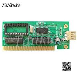 ISA na USB płytka przyłączeniowa interfejs ISA do interfejsu USB do przemysłowych urządzeń sterujących