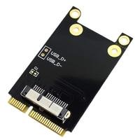 MINI PCI-E Zu Drahtlose Wifi Karte Adapter Halterung für BCM94360CD BCM94331CD BCM94360CS BCM94360CS2 für Macbook Pro/Air