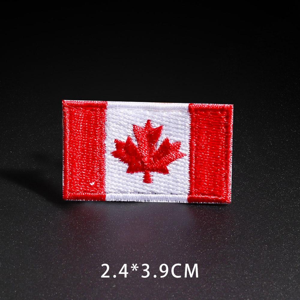Aplicación parches bandera aufnaehwappen 8 x 5 cm emblema corea del norte 21641