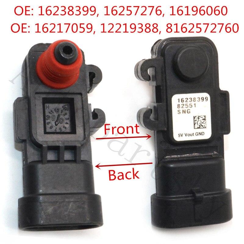 NEW Fuel Tank Pressure Sensor FUEL VAPOR//VENT PRESSURE CHEVY PICKUP 1997-2008