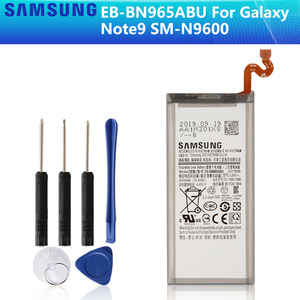 SAMSUNG Original Replacement Battery EB-BN965ABU for Samsung Galaxy Note9 Note 9 N9600 SM-N9600 SM-N960F 4000mAh Phone Battery