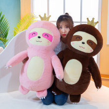 25-70cm Giant New Arrive Sloth Stuffed Plush Dolls Super Quality Toys Creative Christmas Gifts For Girl Children