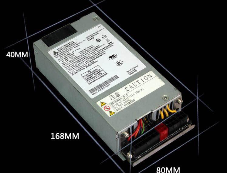 Новый блок питания для SpeedCruiser ATX 12 в S3 K39 K35 M41 M24, поддержка GPU, гибкий NAS, маленький, номинальный, 400 Вт, 1U