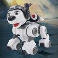Инфракрасный пульт дистанционного управления игрушки в виде животных Собака интеллектуальное раннее образование программируемый робот м...