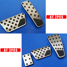 Car Accelerator Pedal Brake Pedals Cover For Dodge Ram 1500 2500 3500 5500 Charger For Chrysler 300C 2006-2013 2014 2015 2016 new ac heater blower motor for dodge ram 1500 2500 3500 4500 5500 for jeep grand cherokee 5096255aa 5096256aa 5012701ab